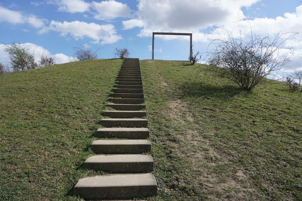 Wandelroute Molenplas RivierPark Maasvallei Stevensweert
