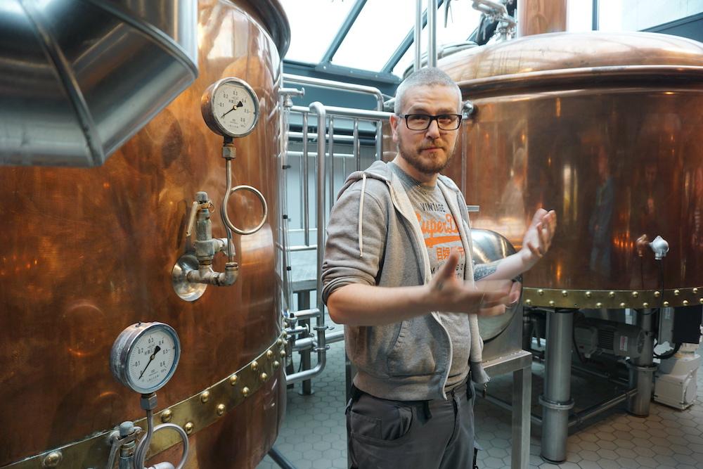 Rondleiding Bierbrouwerij Slot Oostende Goes