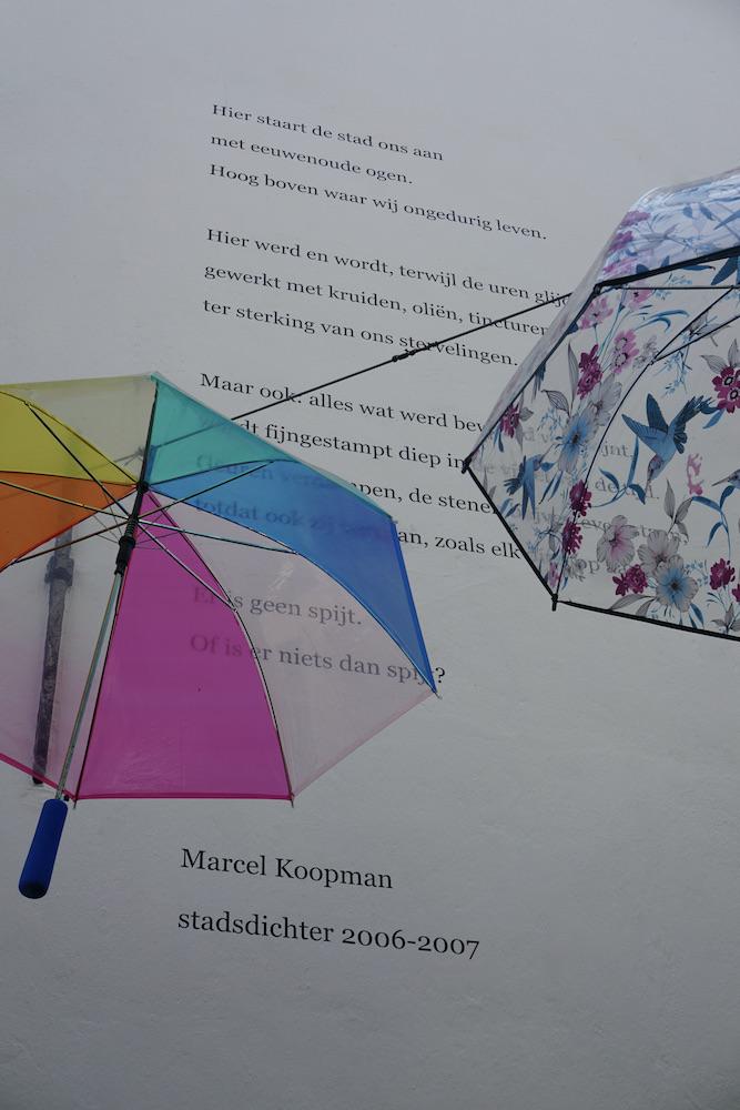 Gedicht Marcel Koopman Middelburg