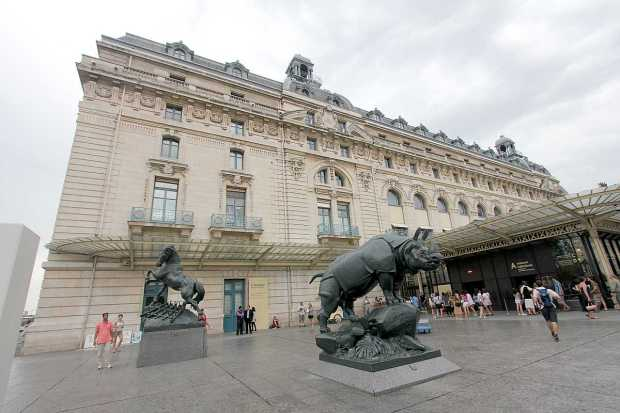 Paris in Three Days: Musee d'Orsay