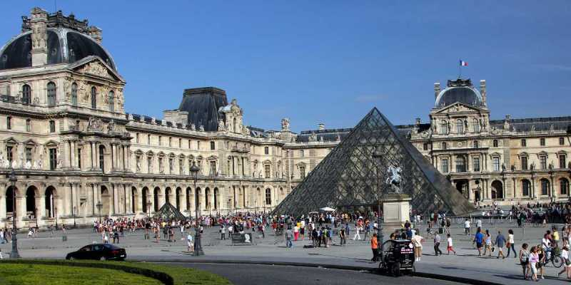 Paris in Three Days: Louvre