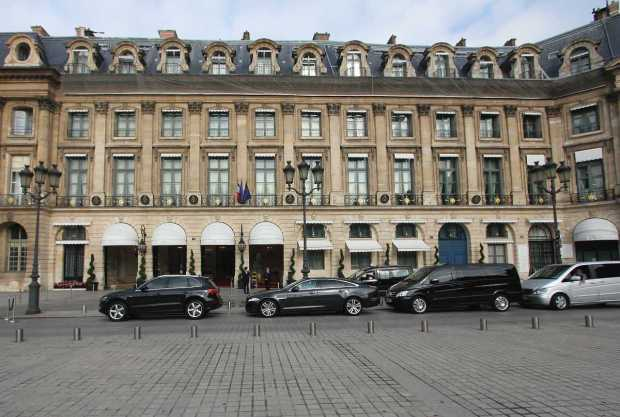 Where to Stay in Paris: Hotel Ritz