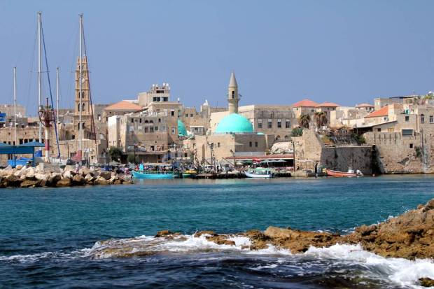 Harbor, Old City of Acre, Israel