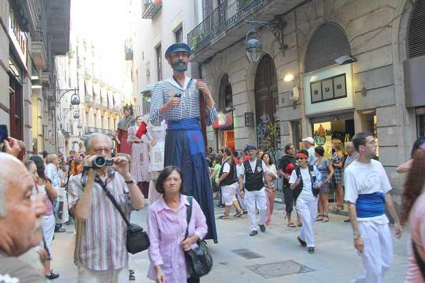 Barcelona Street Parade