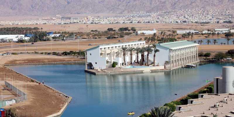 New Marina, Eilat, Israel