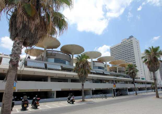 Hotel Herods, Tel Aviv, Israel