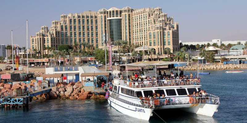 Hotel Hilton Queen of Sheba, Eilat, Israel