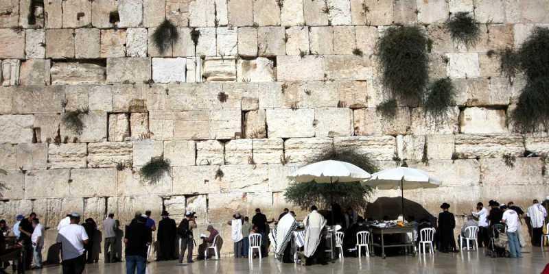 Western Wall (Wailing Wall), Temple Mount, Jerusalem