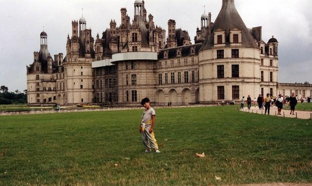 Château de Blois,  Loire Valley, France