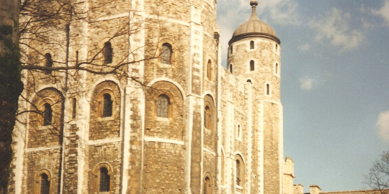 The White Tower, Tower of London, London