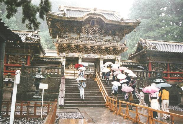 Nikko Shrines and Temples, Japan