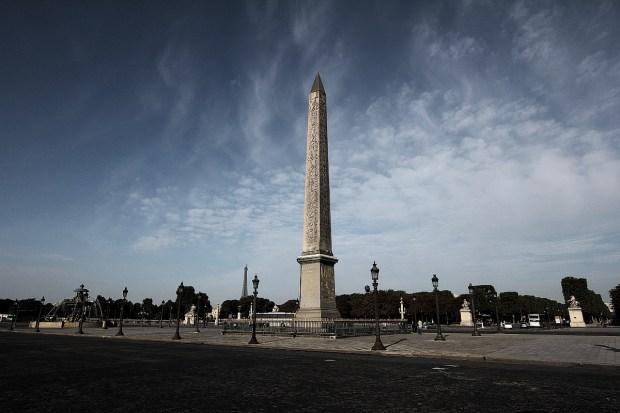 The Obelisk, Place de la Concorde, Paris