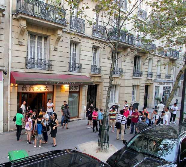 Bistrot Chez Ding, Paris