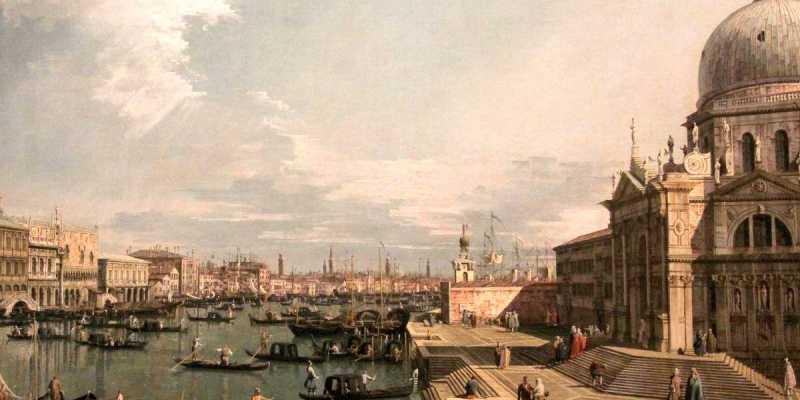 Venice, Italy - Louvre, Departement des Peintures, Paris, France