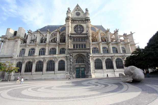 Saint Eustache, Paris