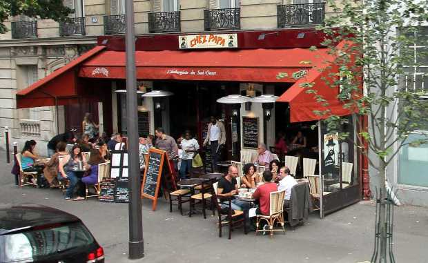 Restaurant Chez Papa, Paris