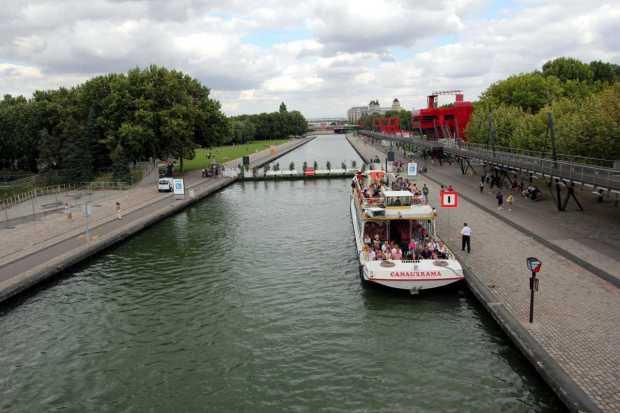 Canauxrama - Cruises on the river Seine, Cruises in Paris