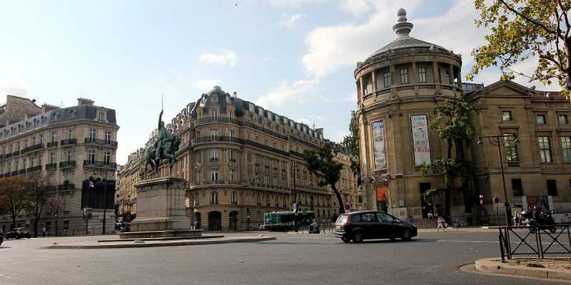 Guimet Museum (museum of Asian art), Place d'Iéna, Paris