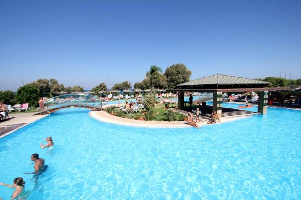 Sheraton Rhodes Resort, Rhodes, Greece
