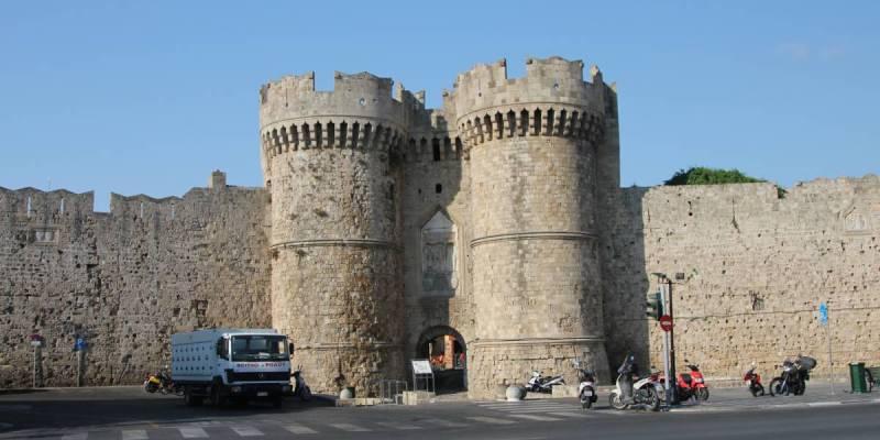 Rhodes City Gate