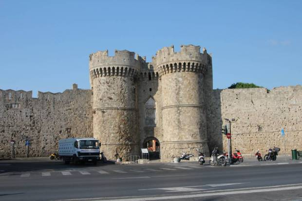 Rhodes City Gate