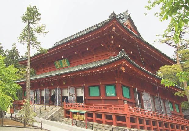 Rinnoji Temple, Nikko, Japan