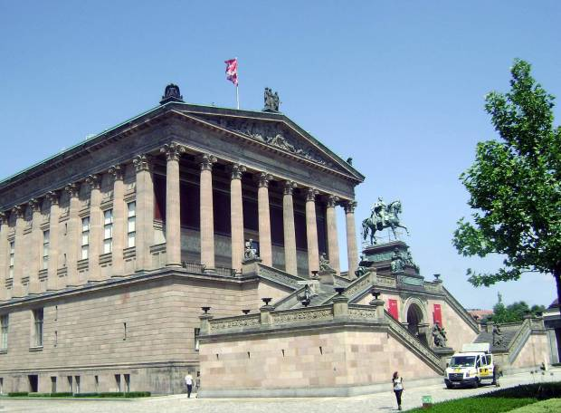 Alte Nationalgalerie, Berlin
