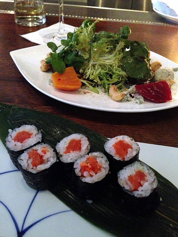 Minami Restaurant, Vancouver, Canada
