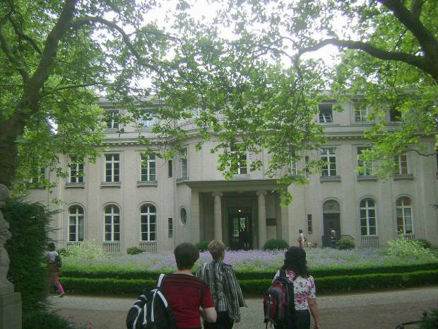 Wannsee Conference Villa, Berlin