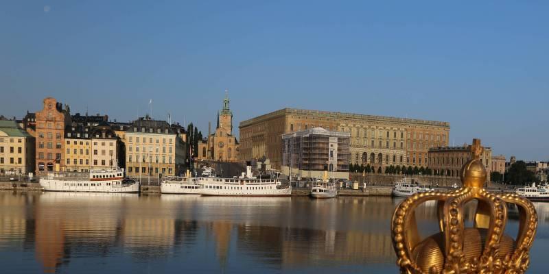 Royal Palace, Stockholm