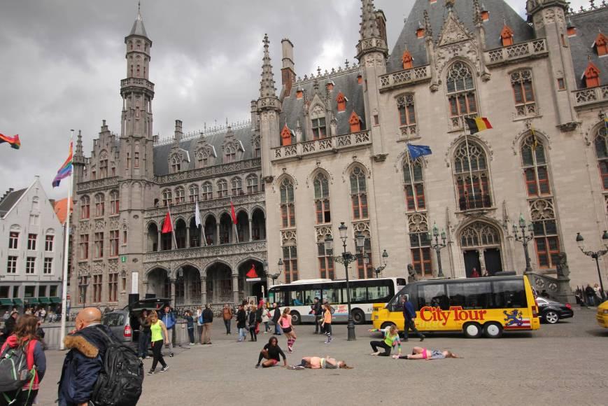 A Day in Brugge