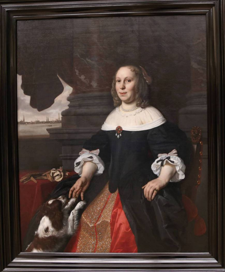 Portrait of Catherine Opsy, Royal Museums of Fine Arts of Belgium, Brussels