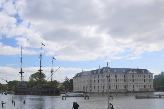 The National Maritime Museum, Amsterdam