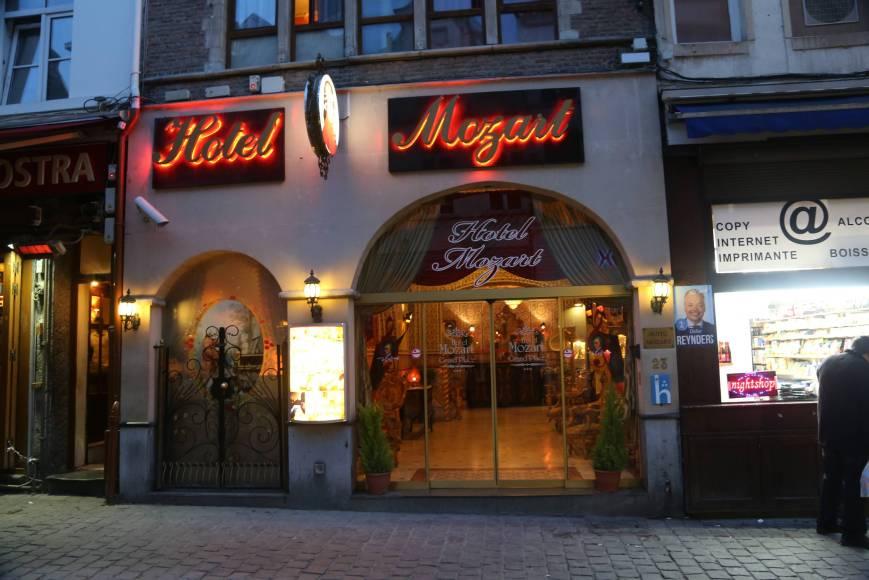 Hotel Mozart, Brussels