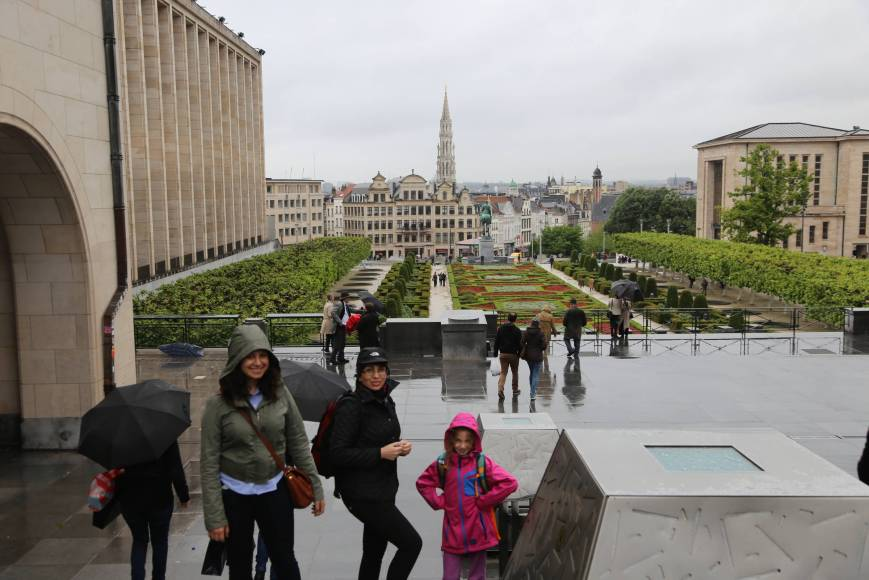 Royal Museums of Fine Arts, Brussels, Belgium