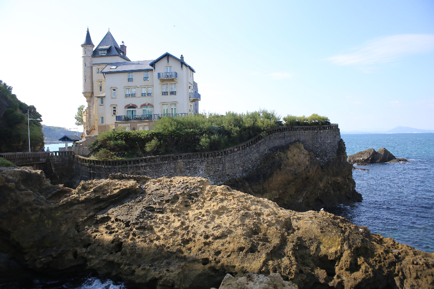 Biarritz, Basque Coast, France