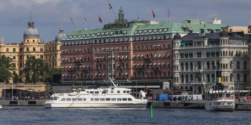 Grand Hôtel, Stockholm