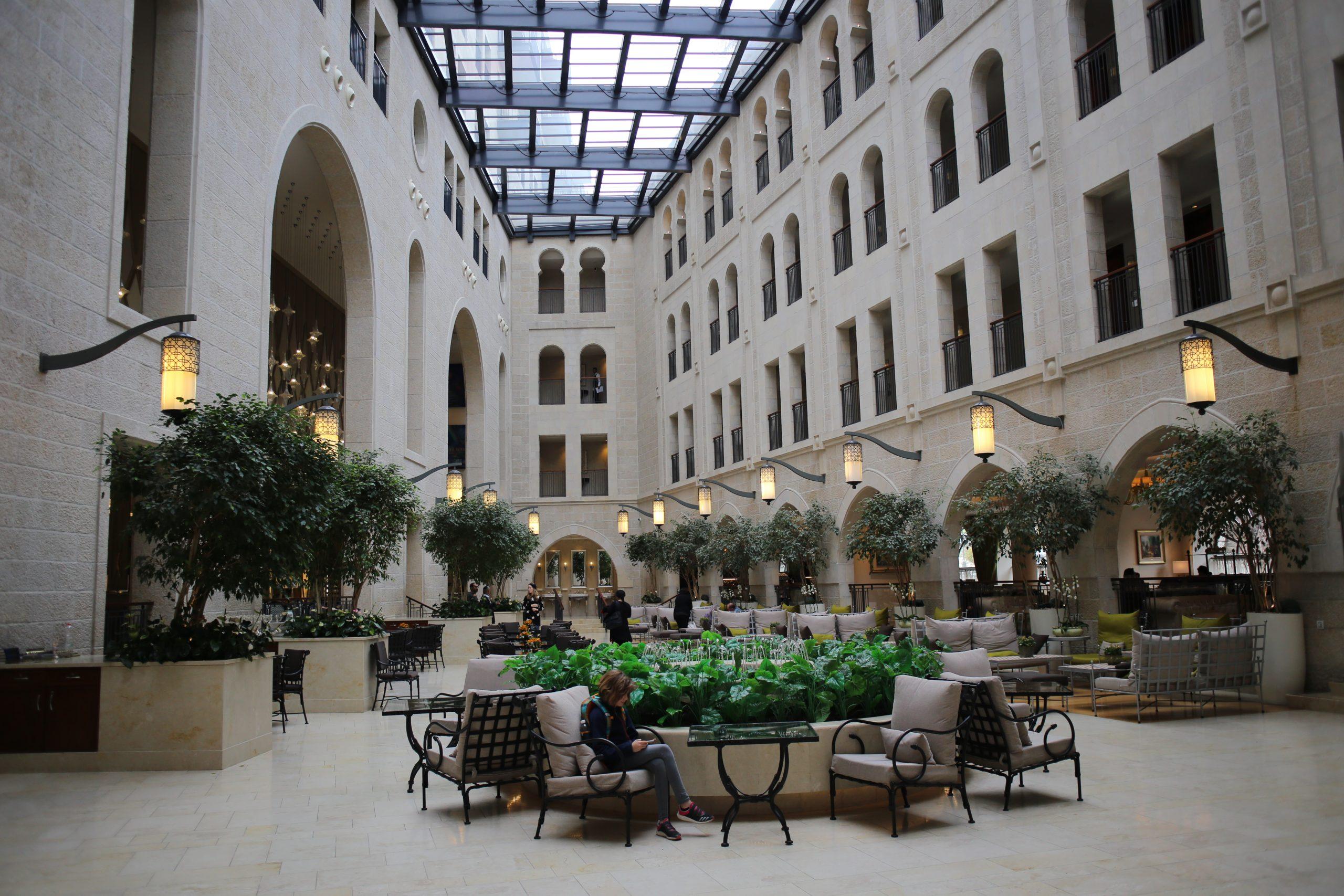 Waldorf Astoria in Jerusalem