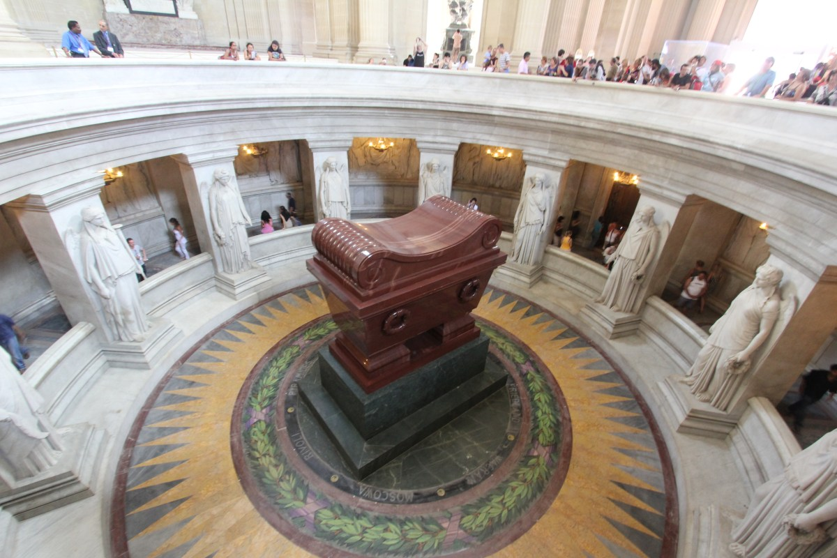 Dôme des Invalides, tomb of Napoleon