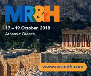 Mediterranean Resort and Hotel Real Estate Forum, October 17-19 2018, Athens, Greece