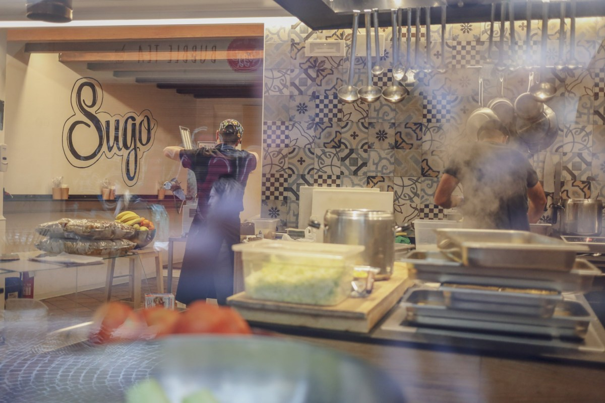 Sugo Restaurant, Padova, Italia