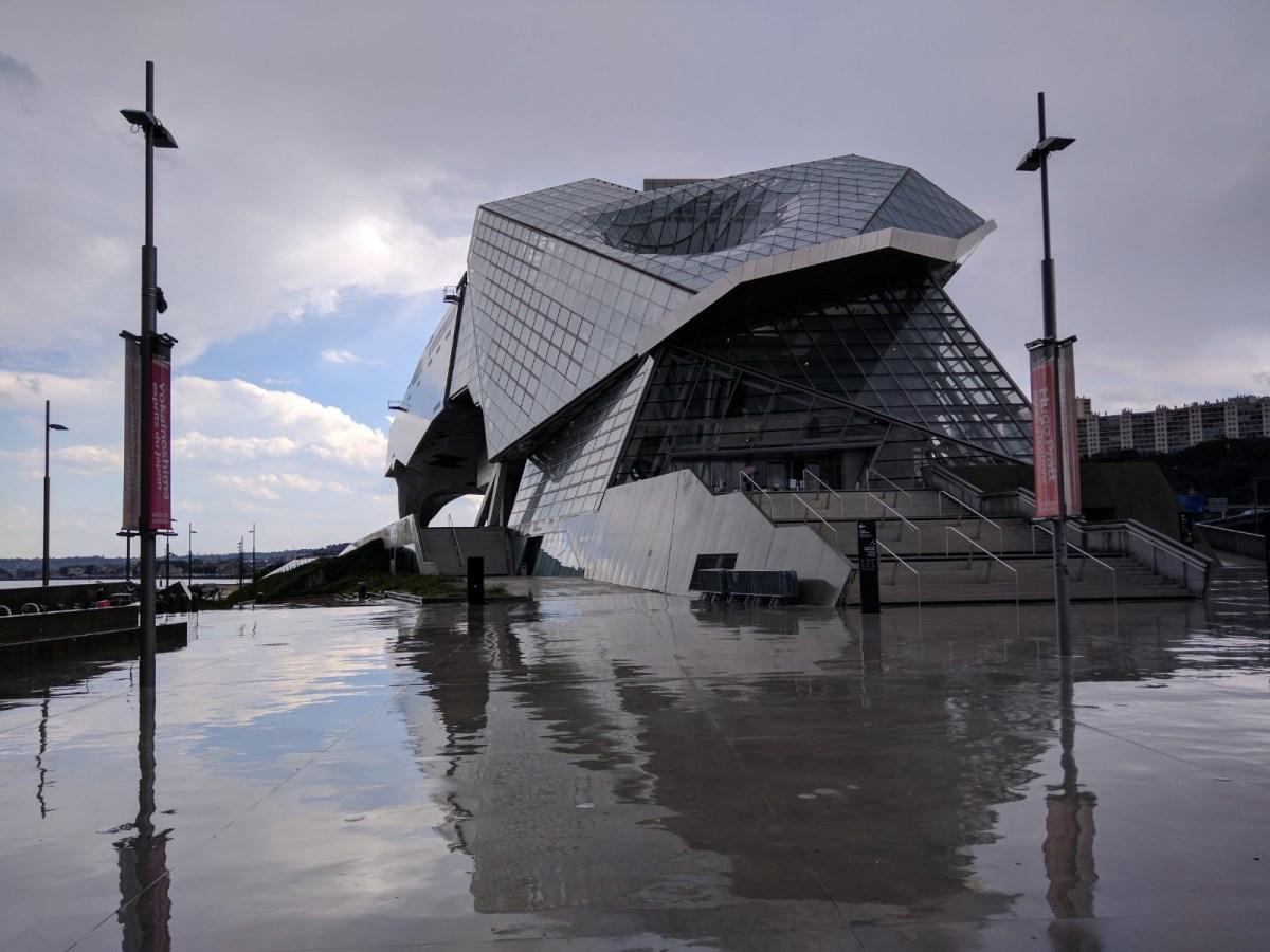 Musée des Confluences, Lyon, France