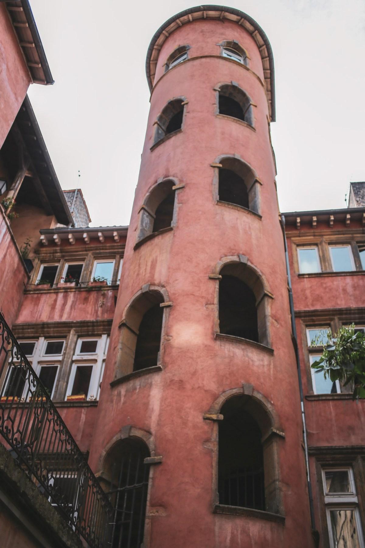 Traboule: The Secret Passageways of Silk Traders of Lyon