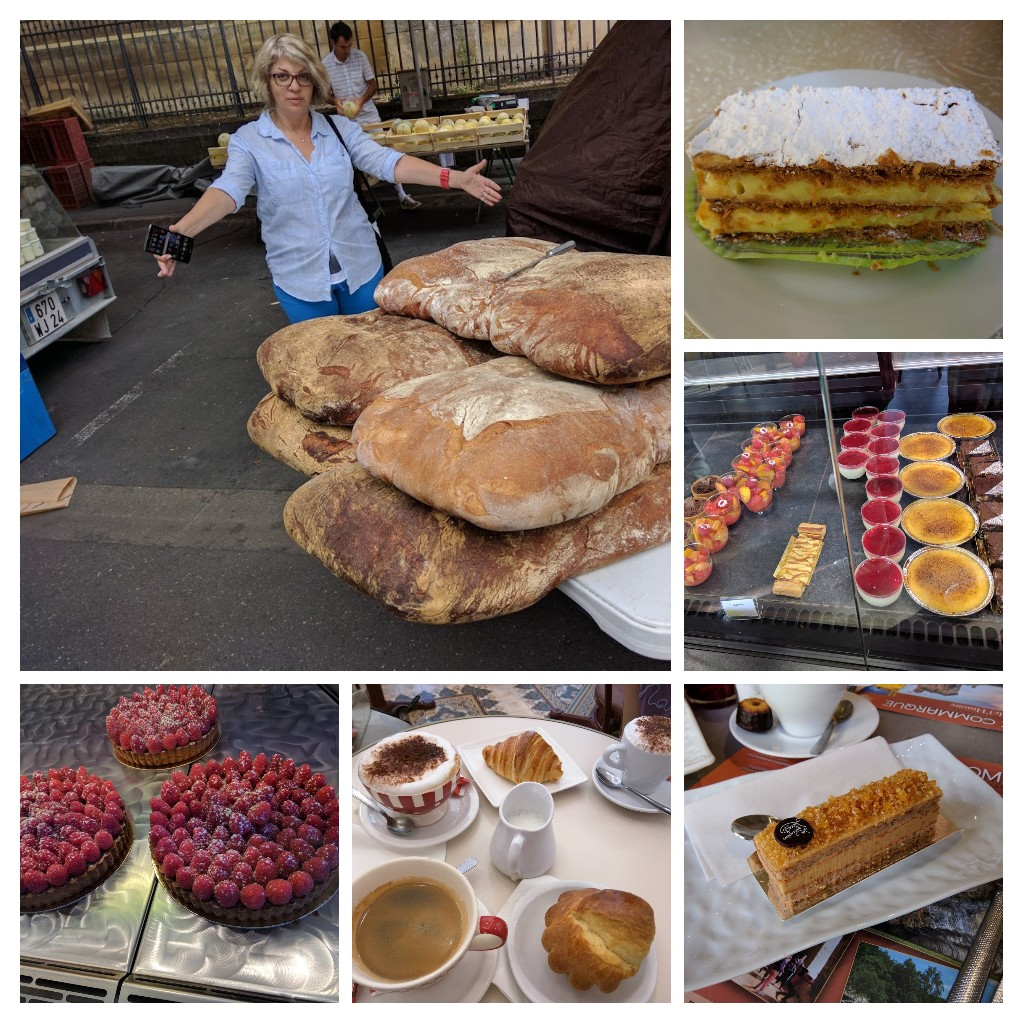 French Boulangerie and Patisserie