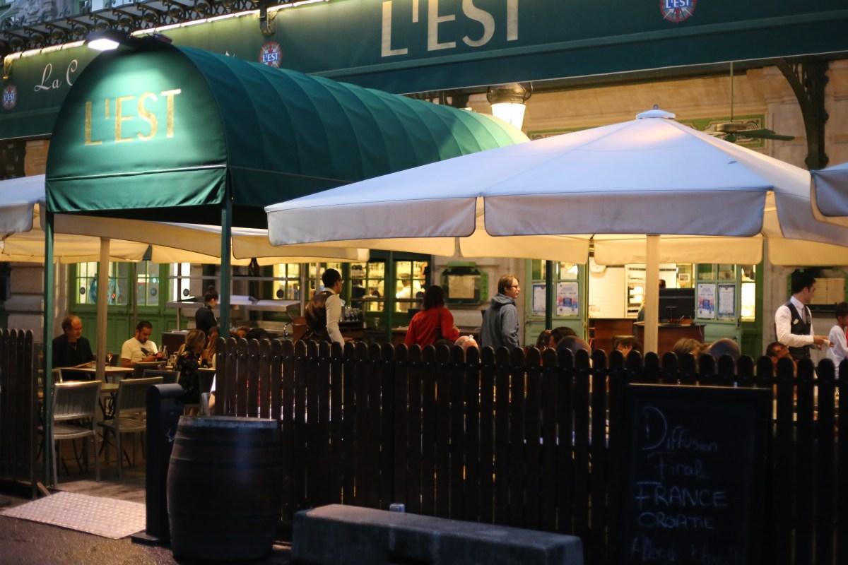 Brasserie De l'Est, Lyon