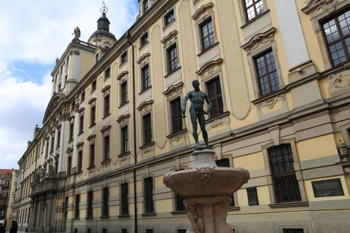 The Swordsman, Wroclaw