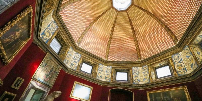 Tribuna of the Uffizi (La Tribuna degli Uffizi), Uffizi Gallery, Florence, Italy