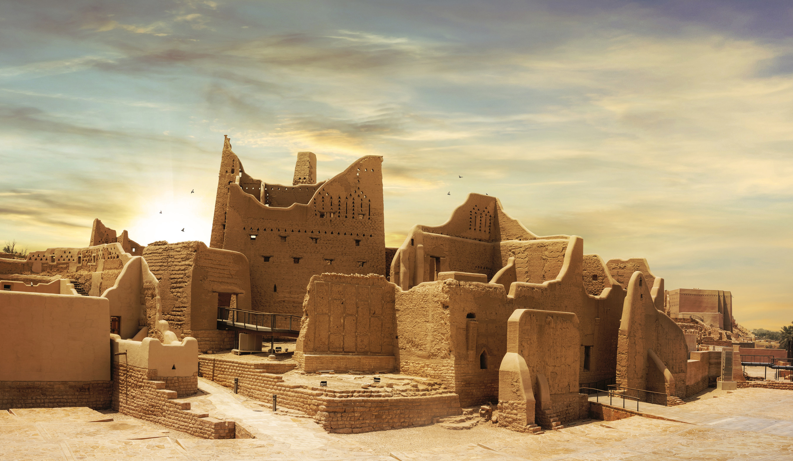 Diriyah, the Jewel of the Saudi Kingdom, Proudly Looks toward the Future as a Global Gathering Place
