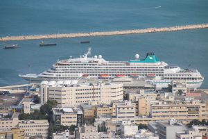 Four lives of cruise ship MS Amera