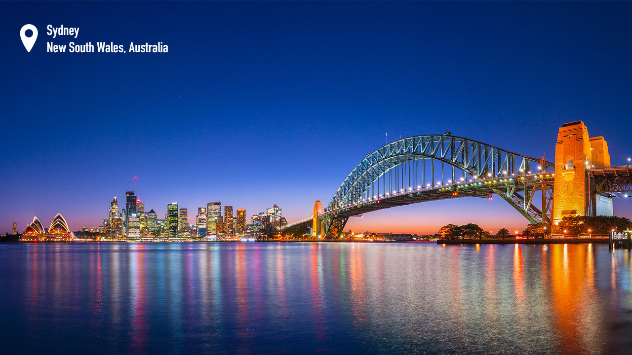 Sydney Harbour - Credit: Destination NSW